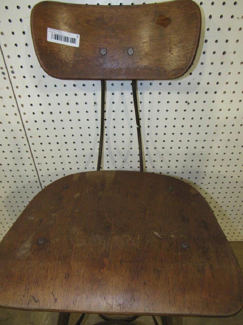 Industrial stool - 2