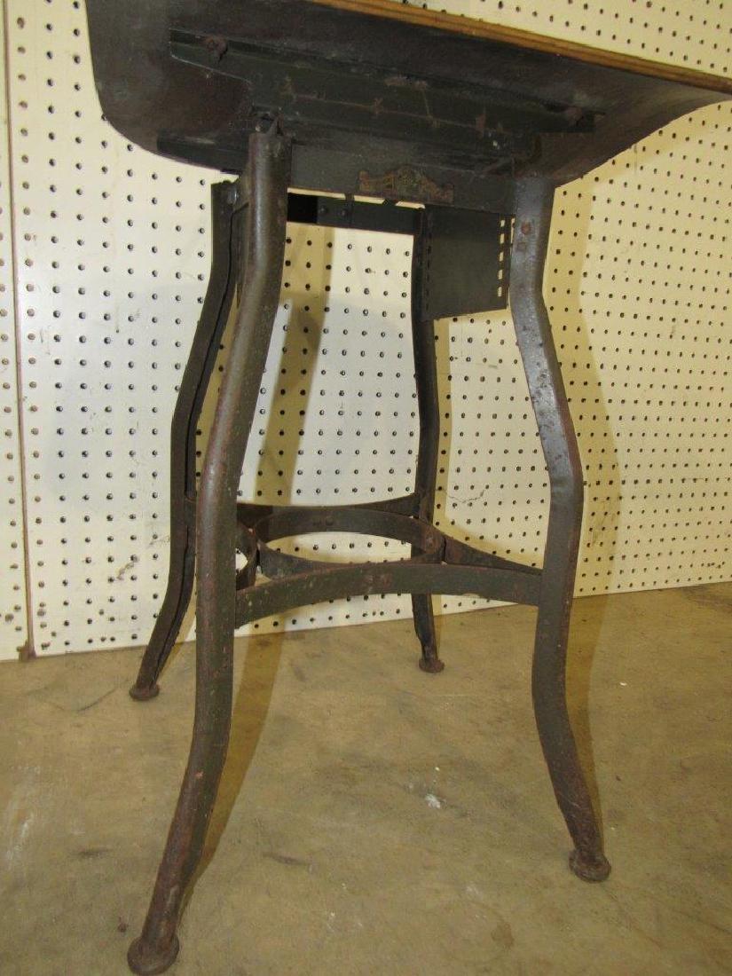Industrial stool - 3