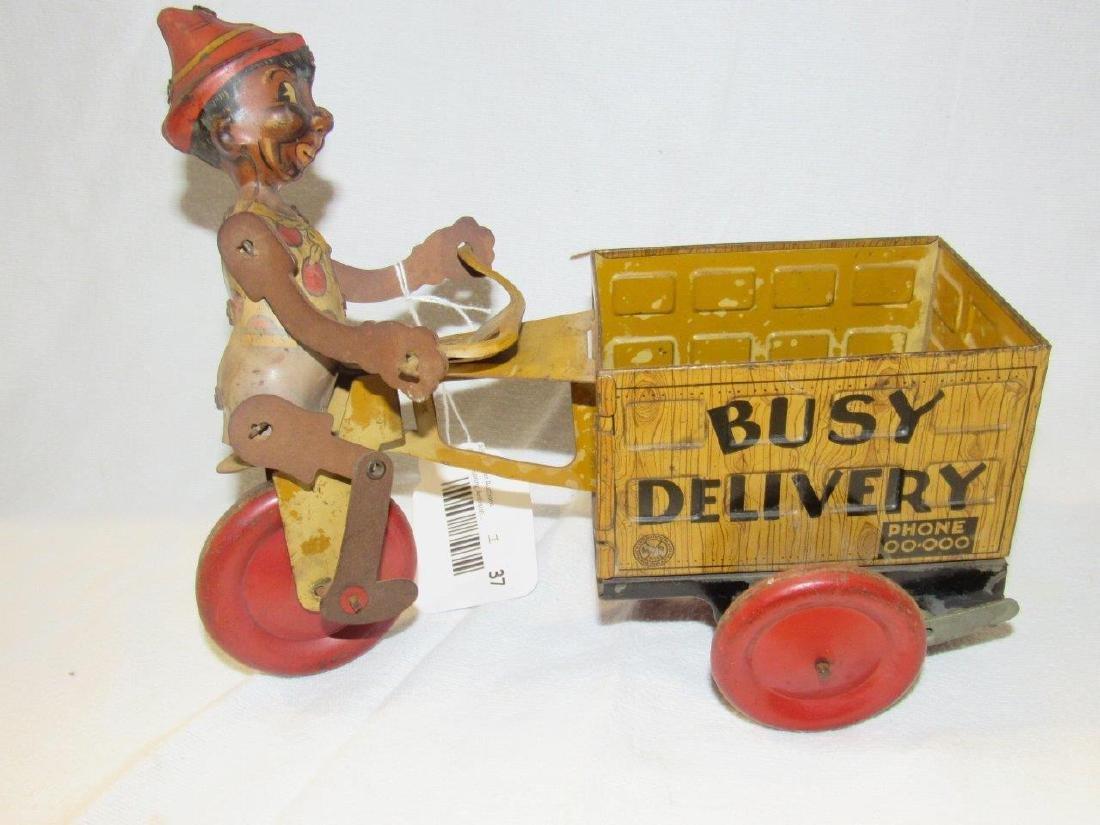 Marx Snappy Service tin litho toy - 2