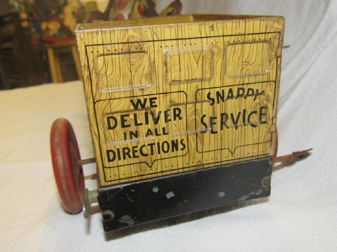 Marx Snappy Service tin litho toy - 3