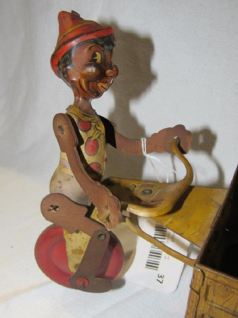 Marx Snappy Service tin litho toy - 4