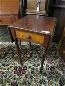 19th Century 1 drawer stand