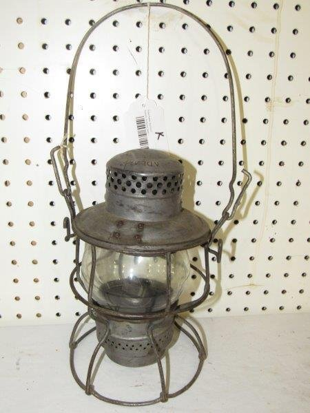 Norfolk & Western Railroad Lantern