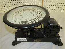 F.W. Stewart Mfg. Co. Master Meter