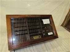 1950s Humicon country store cigar humidor