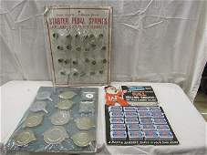 New Old stock miscellaneous lot