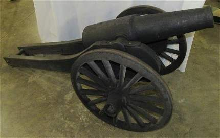 Absolutely Awesome Old Revolutionary/Civil War Cannon??
