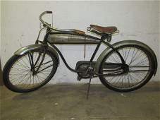 1950s Roadmaster bicycle