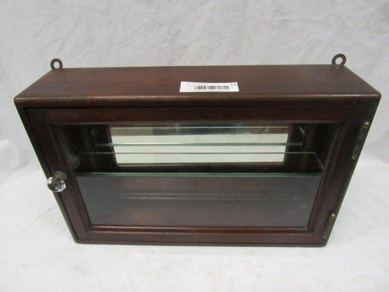 Small hanging medical cabinet