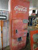 Westinghouse Coca-Cola 10 cent machine