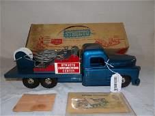 Rare Structo #270 Mobile Communication Center truck