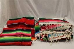 Five Mexican Textiles