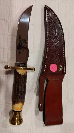 Awesome Case XX Kodiak fixed blade knife
