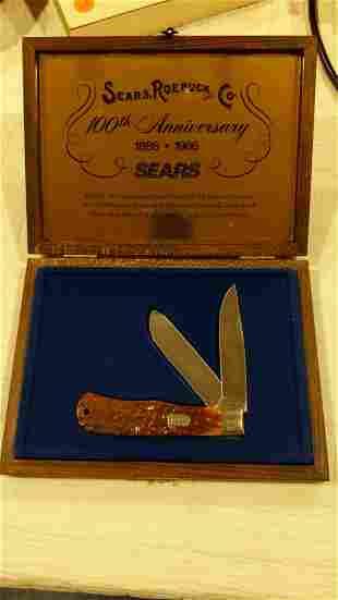Craftsman USA Sears, Roebuck & Co. 100th Ann. Jumbo Tra