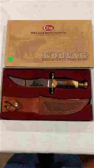 Case XX Kodiak fixed blade hunting knife