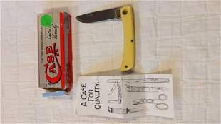 Case XX 3137 Sod Buster Jr. Pocket knife
