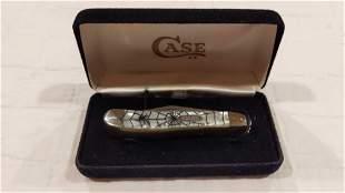 Case XX 9220 2- bladed folding pocket knife