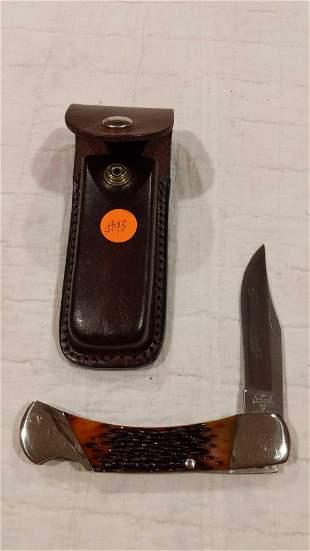 Keen Kutter single bladed lock back knife