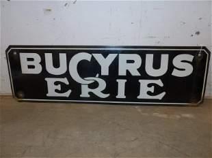 SSP Bucyrus - Erie sign
