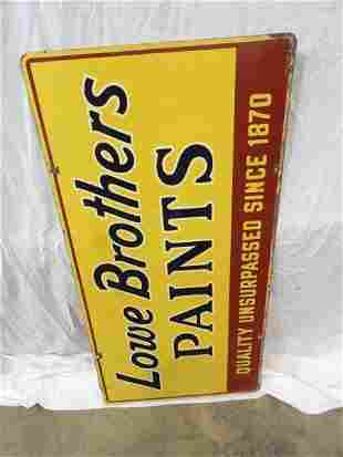 DST Lowe Brothers Paints sign