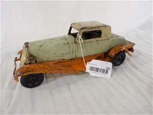 1930s Gerard Deluxe windup coupe