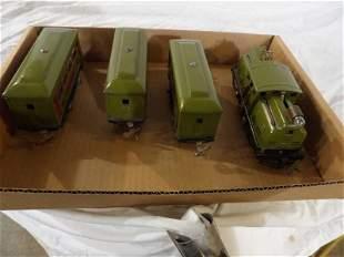 4 pc. Lionel train set