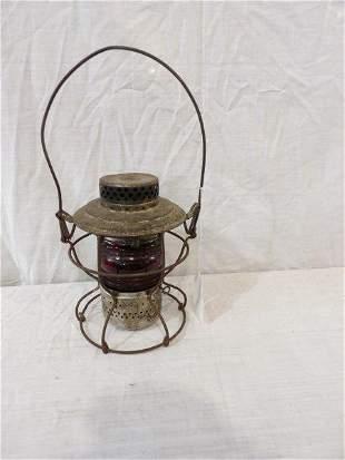Handlan B & O railroad lantern