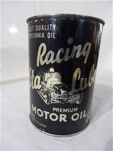 Racing Sta Lube premium motor oil 1 qt can