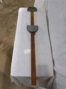Gates belt length finder