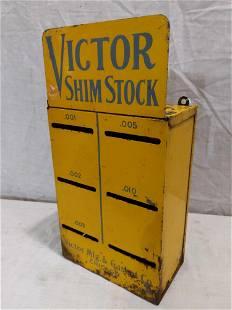 Victor Shim Stock metal display