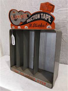 Slipknot Friction Tape metal display