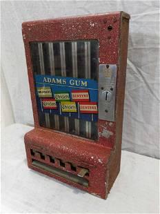 1936 Mills Adams Gum 1 cent dispenser