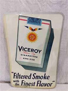 SST Viceroy Cigarette sign