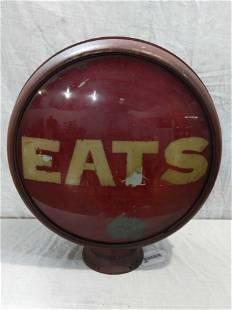 Original metal high-profile body gas pump globe
