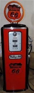 Great Tokheim model 39 L-RP gas pump