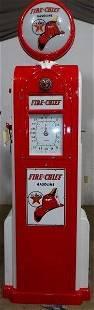 Outstanding 1935 Wayne 60 clock face gas pump
