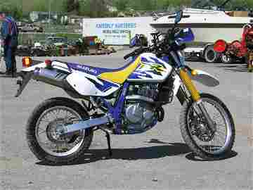 1762: 1998 Suzuki DR650