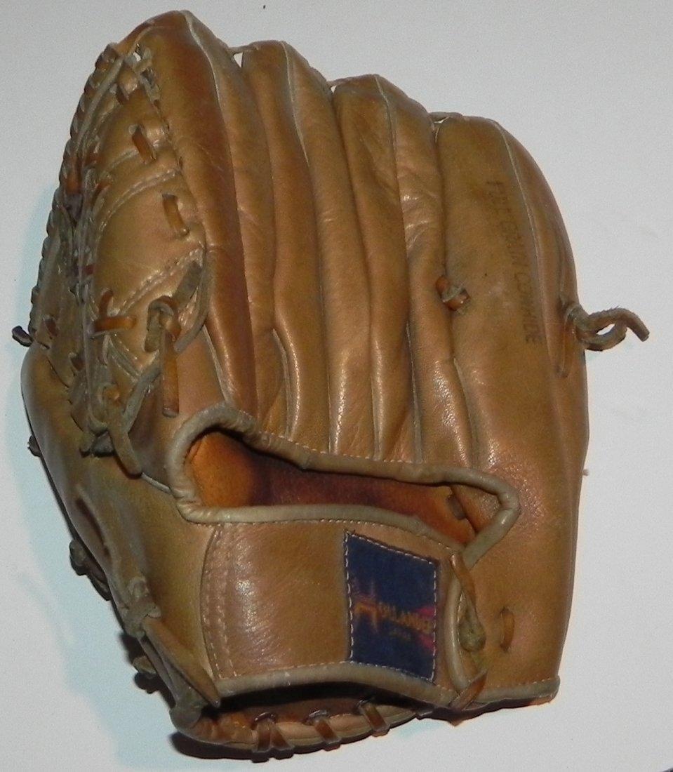 Group of 4 Vintage Sandy Koufax Dodgers Baseball Gloves - 3