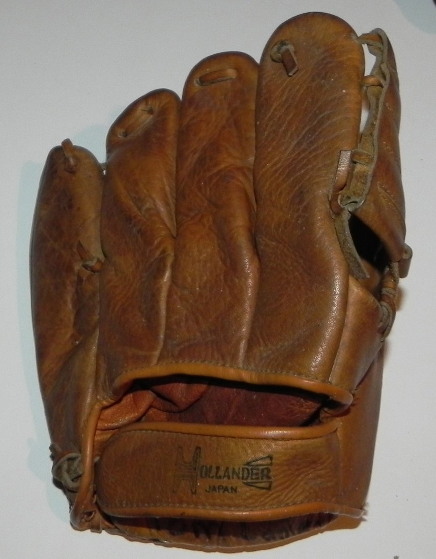 Group of 4 Vintage Sandy Koufax Dodgers Baseball Gloves - 5
