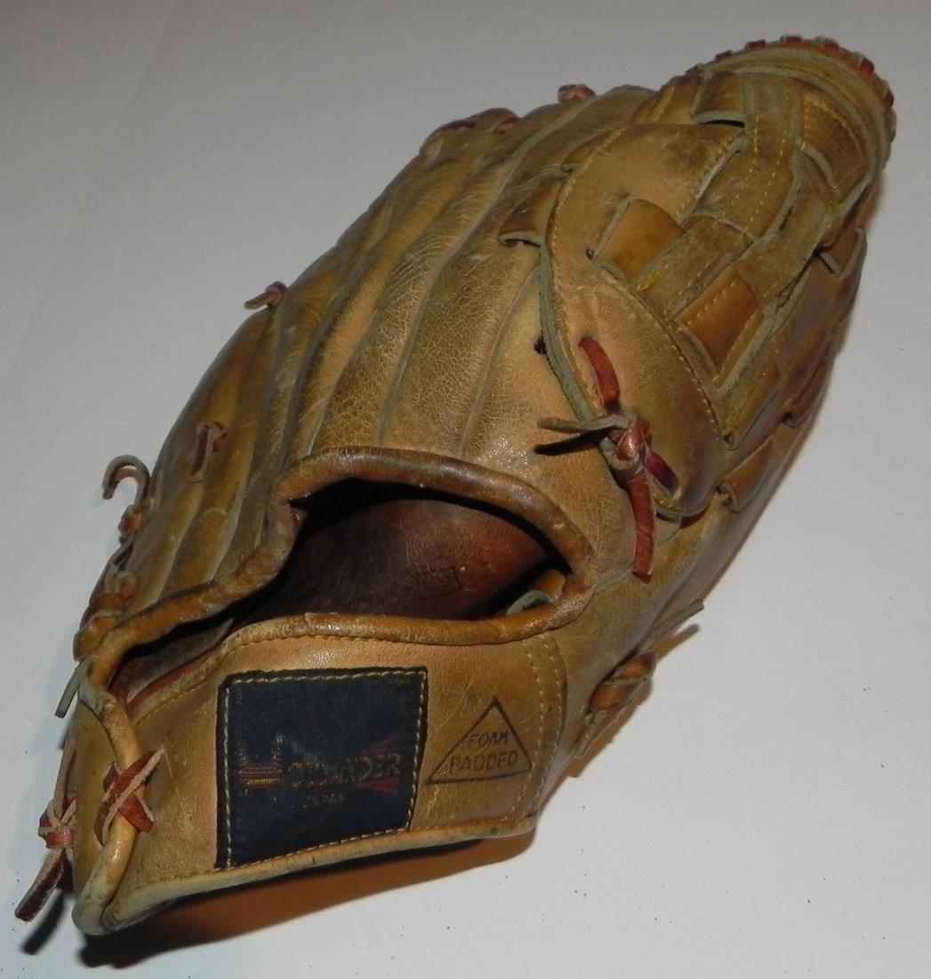 Group of 4 Vintage Sandy Koufax Dodgers Baseball Gloves - 9
