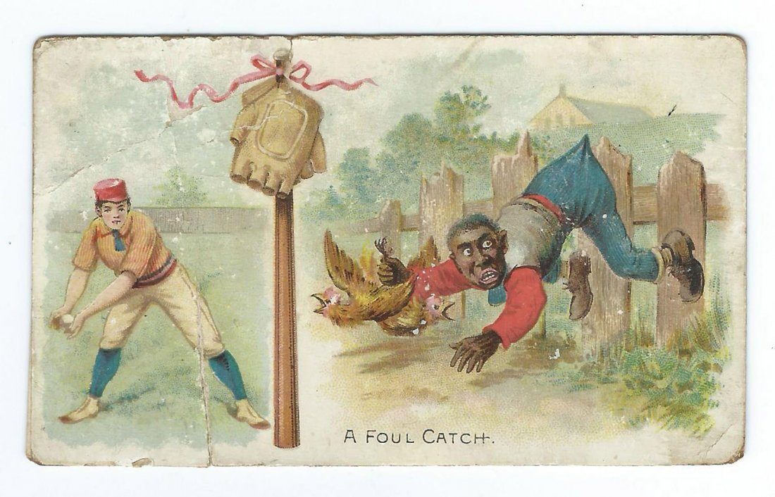 "1888 N135 Duke ""Talk of the Diamond"" Baseball Card #2"