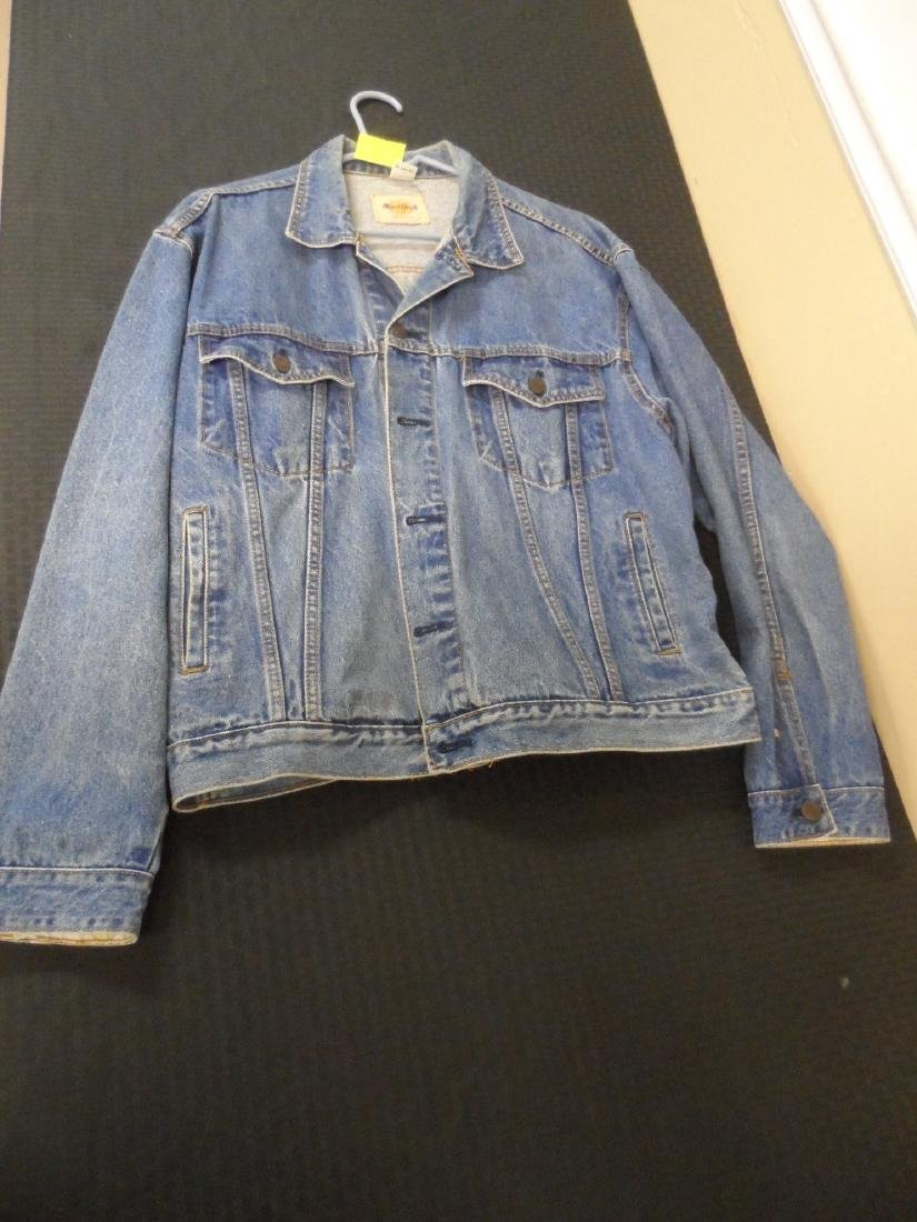 Original Vintage Miami Hard Rock Café Jean Jacket