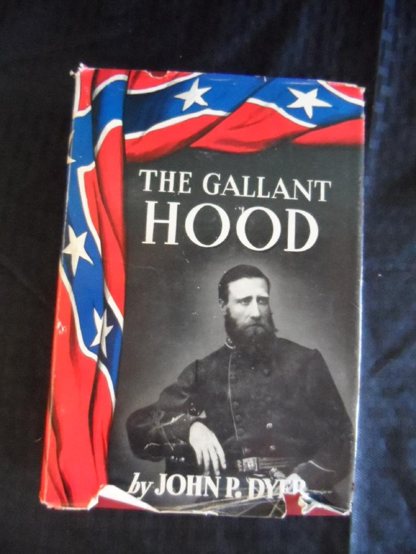 Signed Book, 'The Gallant Hood'