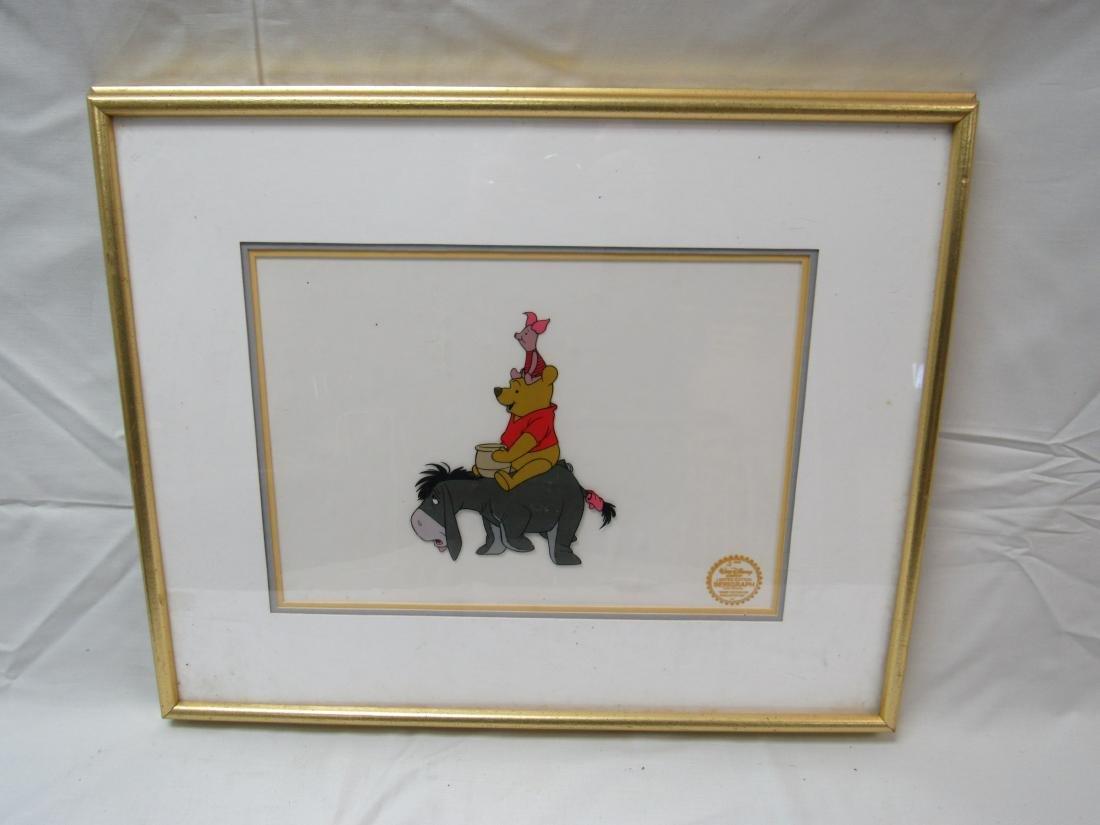 Walt Disney Winnie the Pooh Limited Edition Serigraph