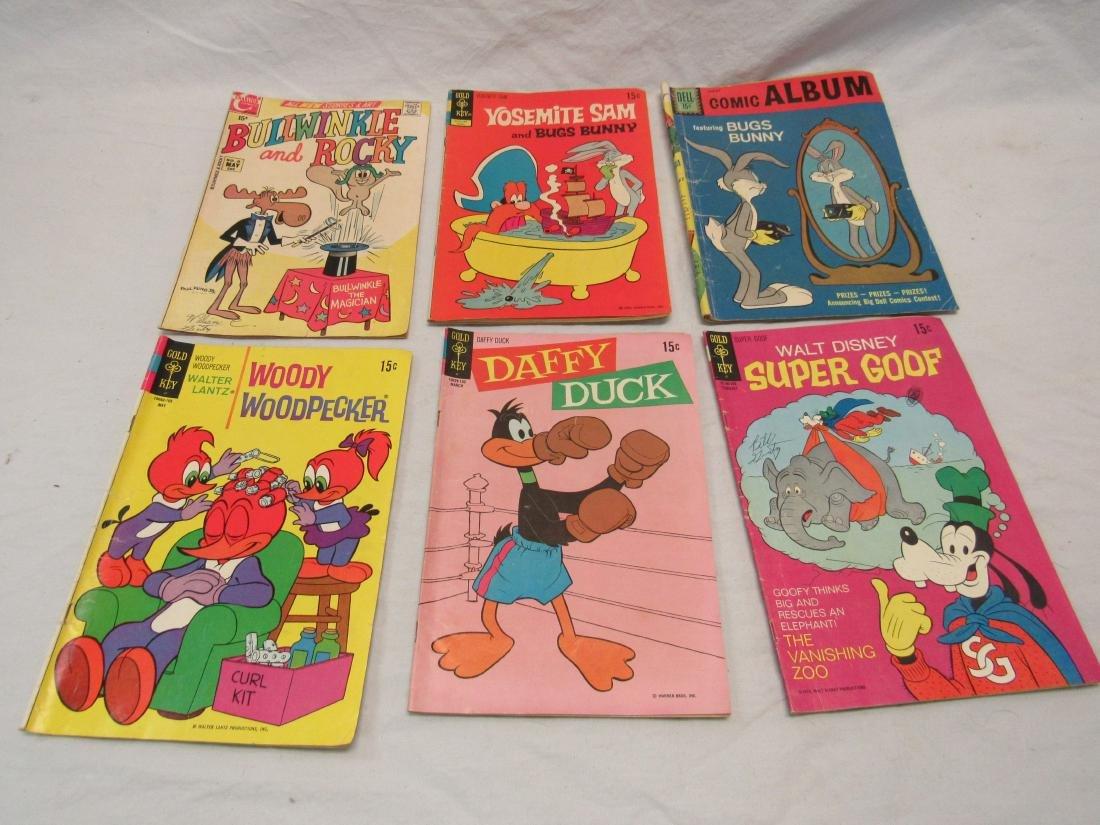 Lot of 17  Vintage Comic Books