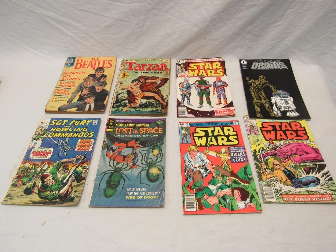 Lot of 21 Vintage Comic Books