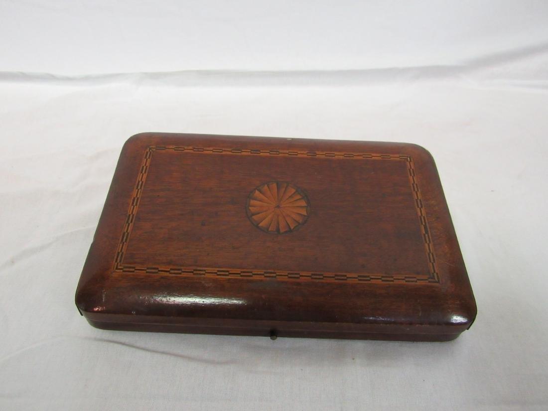 Antique English Sterling Manicure Set - 3