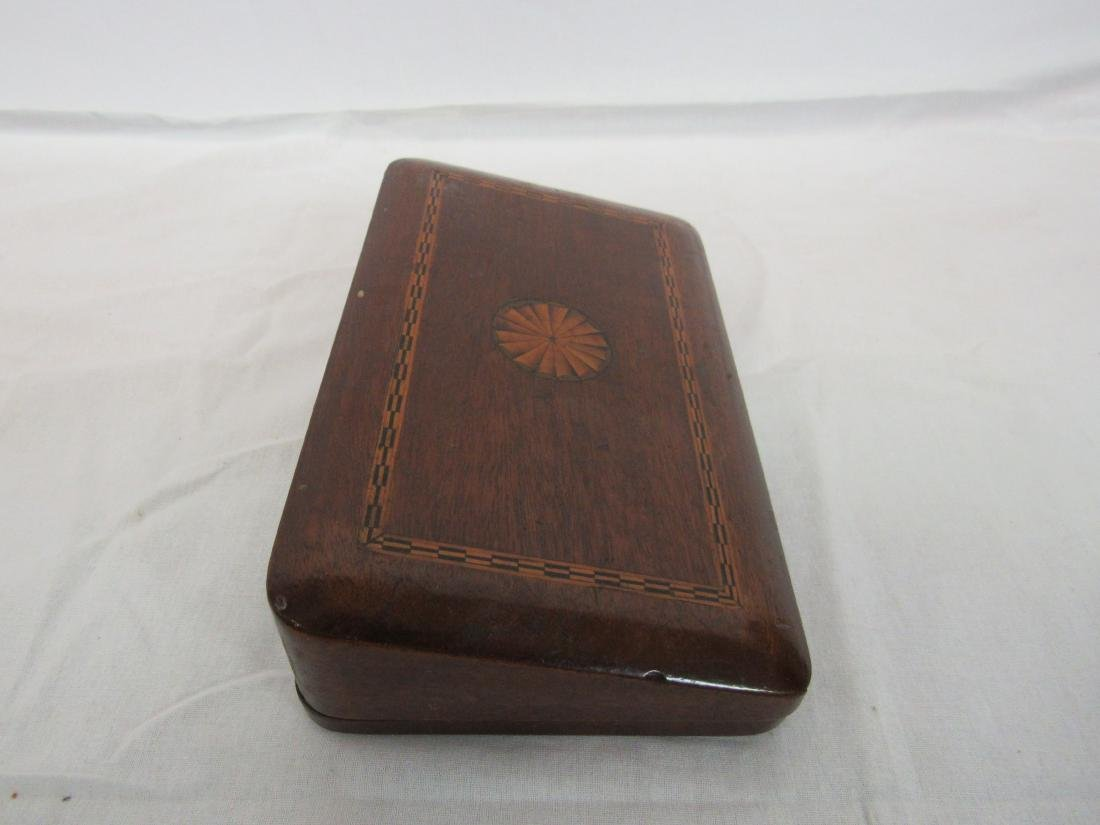 Antique English Sterling Manicure Set - 4