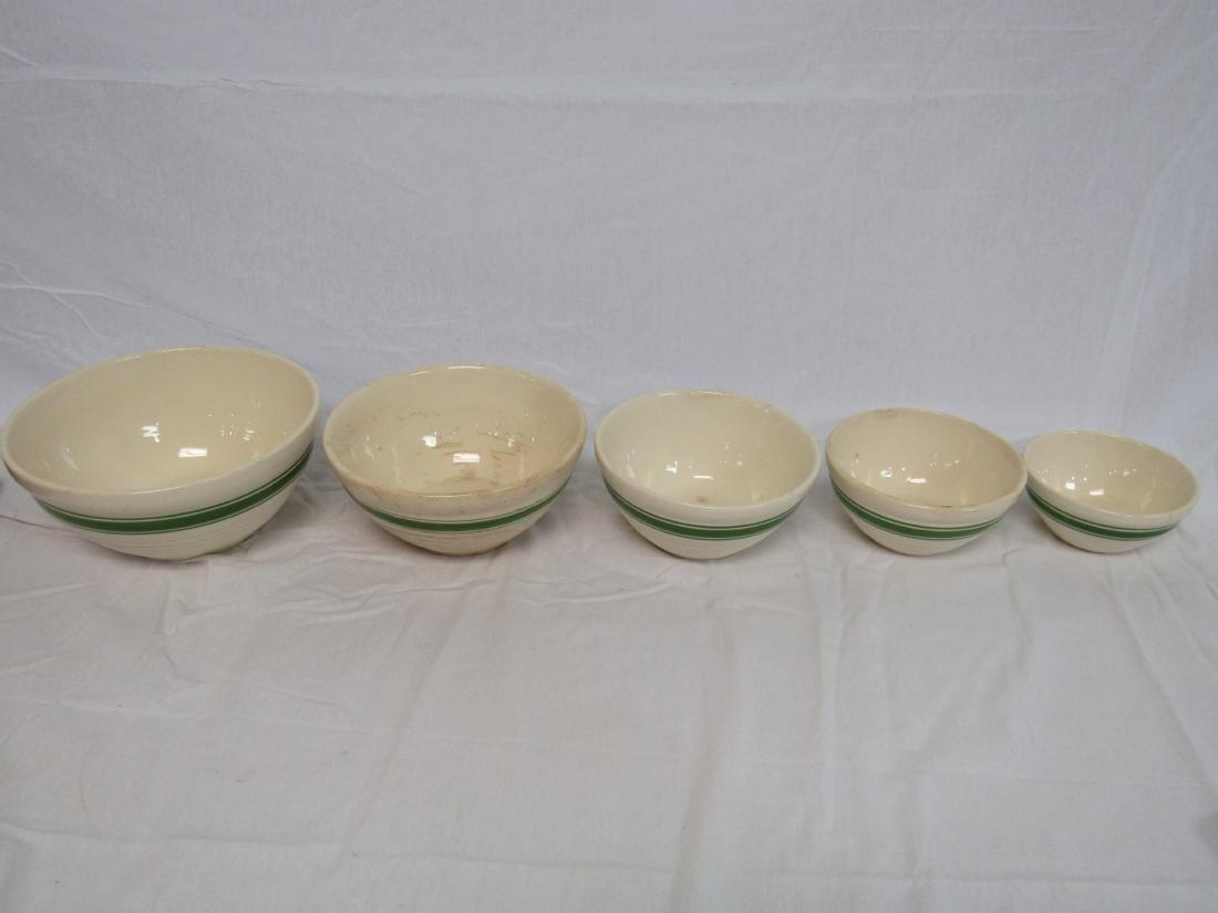 5 Piece Graduated Watt Mixing Bowls