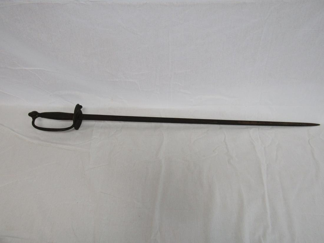 Non-Commissioned Union Officers Sword